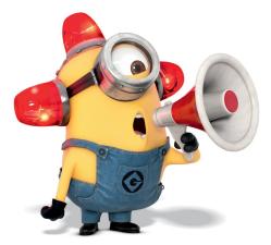 minion fireman