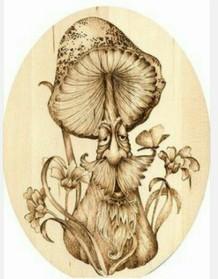 woodburn mushroom