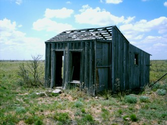 shack on the prarie