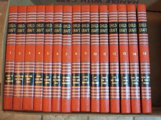old childcraft books