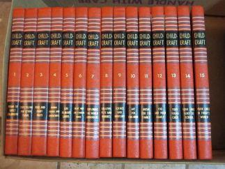 old childcraft books
