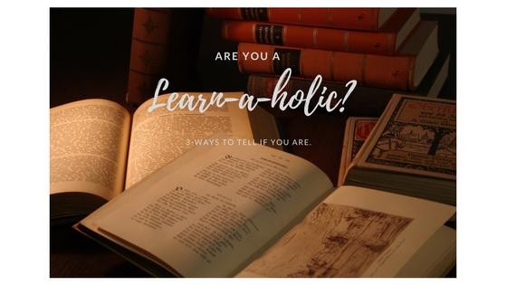 Learn a holic headder