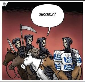 horsemen and TP